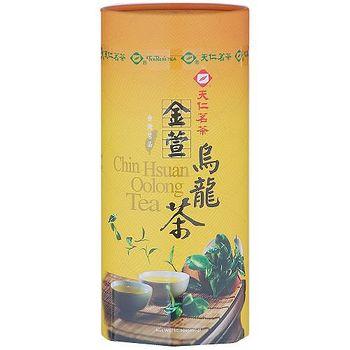 天仁茗茶台灣茗品-金萱烏龍茶450g