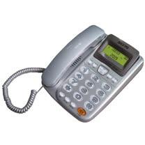 SANYO  三洋 TEL-817來電顯示有線話機 (銀)