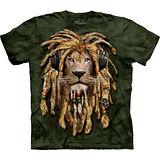 『摩達客』美國進口【The Mountain】自然純棉系列 DJ加滿獅設計T恤 (預購)