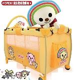 【BabyTiger虎兒寶】OPEN!! 魔法歡樂多功能成長遊戲床組
