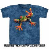 『摩達客』美國進口【The Mountain】自然純棉系列 勝利蛙設計T恤 (預購)