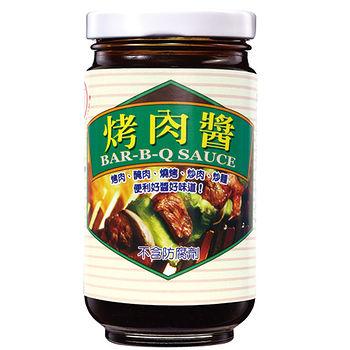 金蘭烤肉醬-辣味240g