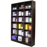 18格 [120公分寬] 收納櫃/書櫃(二色可選)