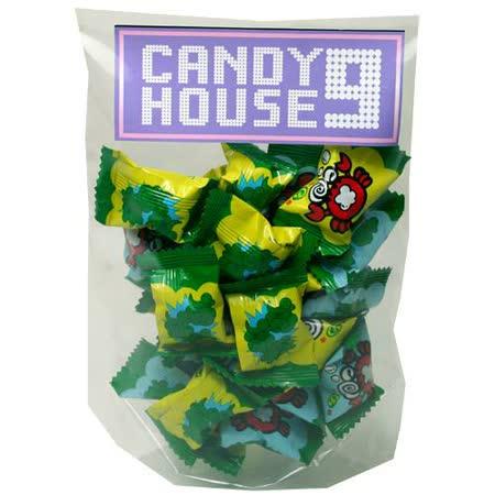 《CANDY HOUSE 9》炮炮糖(100g)