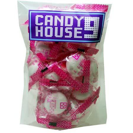 《CANDY HOUSE 9》小綿羊棉花糖(草莓)-100g