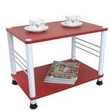 寬60cm邊桌(二款腳座可選)喜氣紅色