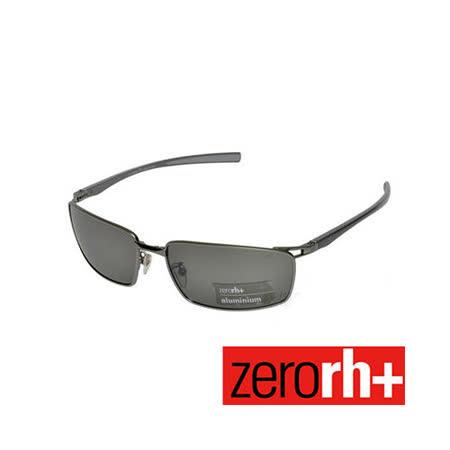 ZERORH+ 鋁製復古造型戶外休閒太陽眼鏡 XAUS RH64302