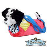 【Zoobies】毛毯寵物玩偶-Dot大麥町犬