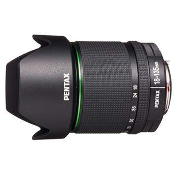 PENTAX DA18-135mm F3.5-5.6 ED AL[IF] DC WR防水潑鏡頭(公司貨)