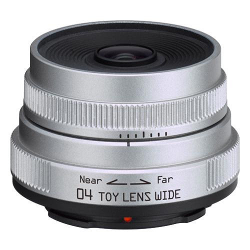 PENTAX Q 04 TOY LENS WIDE  6.3mm F7.1廣角鏡頭(公司貨)