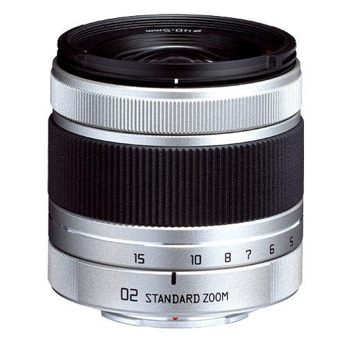 PENTAX Q 02 STANDARD ZOOM 5-15mm F2.8-4.5 變焦鏡頭(公司貨)