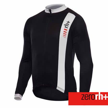ZERORH+ 極簡風格時尚長袖排汗單車車衣(男~共兩色 ECU0116