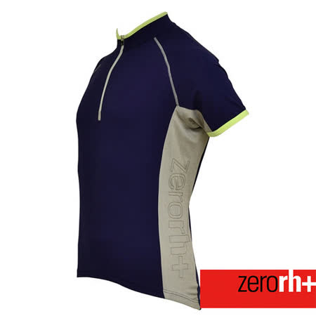 ZERORH+ 義大利頂級時尚 男款短袖排汗自行車衣 Z1E8CU100