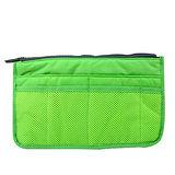 【iSFun】空氣感包舖棉包中袋/綠