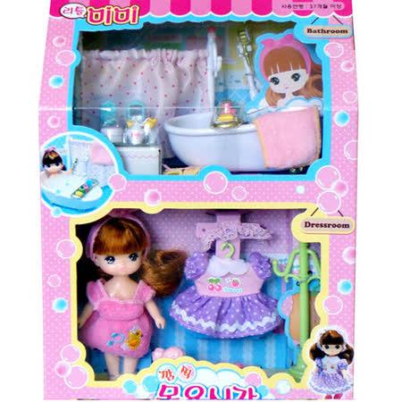 《家家酒玩具》迷你MIMI歡樂洗澡組