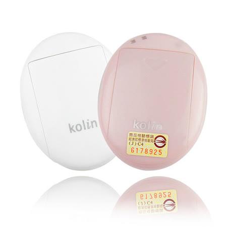 【kolin】歌林~臺灣製造~電池式溫馨隨身暖蛋