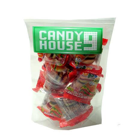 《CANDY HOUSE 9》漢堡QQ軟糖(100g)