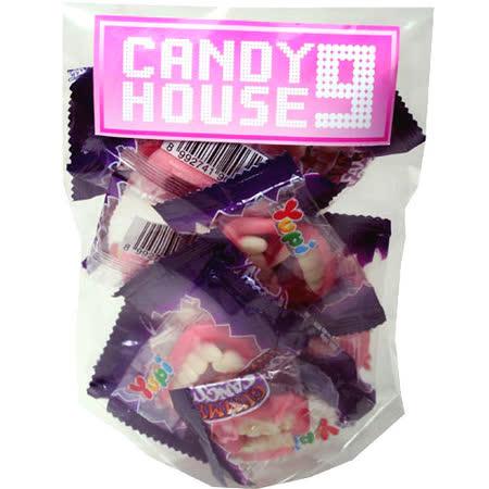《CANDY HOUSE 9》大門牙軟糖(100g)