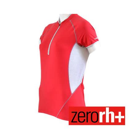 ZERORH+ 義大利時尚短袖排汗自行車衣(女) ECD0029
