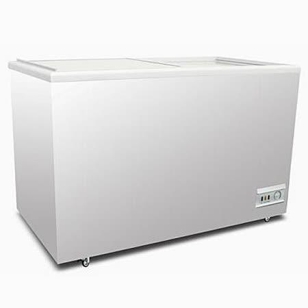 歐規 ACFA 玻璃式冷凍櫃【4尺3冰櫃】型號:NI-448