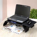 《極致生活》多功能筆電桌
