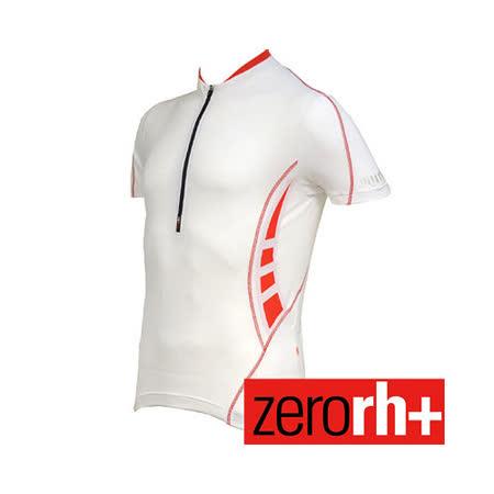 ZERORH+ 時尚短袖排汗自行車衣(男) ECU0007
