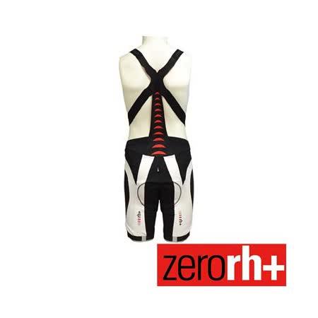 ZERORH+ 獨家設計第一代一級吊帶自行車褲(男) ECU0003