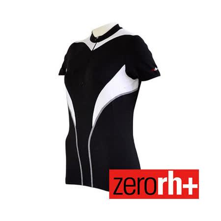 ZERORH+ 時尚短袖排汗自行車衣 (女) ECD0088