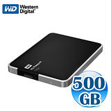 WD My Passport Edge 500GB USB3.0 2.5吋超薄行動硬碟(Mac專用)