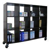 【環球】12格可活動書櫃(可直立/橫放)二色可選