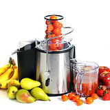 【魔即扣】 超馬力渣汁分離蔬果調理機(SL380J)