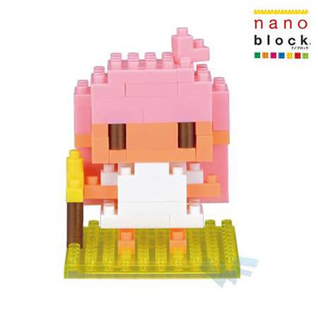 《Nano Block迷你積木》雙子星- Lala (NBCC-004)