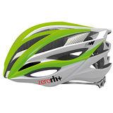 ZERORH+ 自行車安全帽 ZW系列★綠色款★ EHX6050