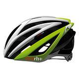 ZERORH+ 碳纖維自行車安全帽 ZX系列★綠色款★ EHX6051