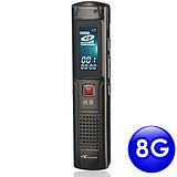 【EMMAS】專業數位錄音筆 8GB(SY-760)