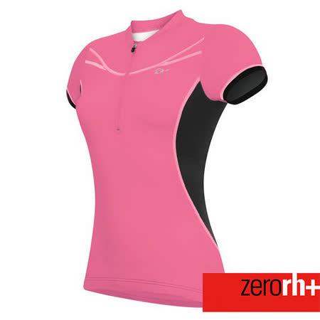 ZERORH+ 時尚短袖排汗自行車衣(女) ECD0125