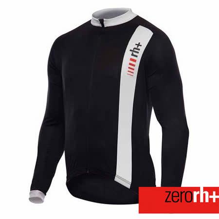 ZERORH+ 極簡風格輕薄長袖排汗自行車衣(男) 共兩色 ECU0116