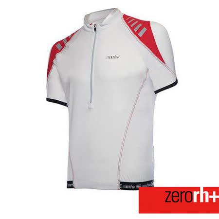 ZERORH+ 獨家第二代powerlogic競技版自行車衣(男) ECU0052