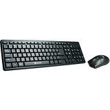 【KINYO】PS2鍵盤+USB滑鼠 鍵鼠組(KBM-350)