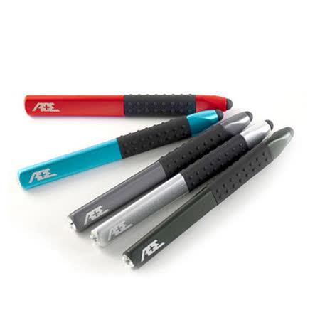 AGE ADD晶鑽鋁質三角型觸控筆