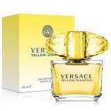 Versace凡賽斯 香愛黃鑽女性淡香水(90ml)贈品牌針管(1.5ml)