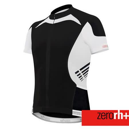 ZERORH+ 立體剪裁時尚短袖吸溼排汗自行車衣(男) ECU0173