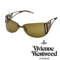 Vivienne Westwood太陽眼鏡★重金屬前衛造型★英倫龐克教母設計(古銅色) VW592 04