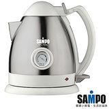 SAMPO聲寶1.2L不鏽鋼電茶壺(KP-L1022SL)