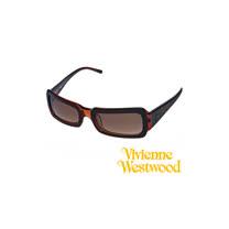 Vivienne Westwood太陽眼鏡★閃亮晶鑽滿天星★英倫龐克時尚墨鏡(橘紅色) VW596 05
