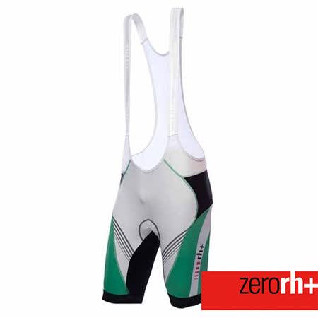 ZERORH+ 公路車專用吊帶式排汗車褲(男) ECU0108