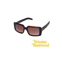 Vivienne Westwood太陽眼鏡★閃亮晶鑽土星復古普普風★英倫龐克教母設計墨鏡(太陽橘) VW617 04