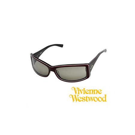 Vivienne Westwood太陽眼鏡★經典LOGO流線造型★英倫龐克教母設計墨鏡(酒紅色) VW656 01