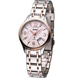 ORIENT 東方 典雅風時尚腕錶HE72X81雙色款
