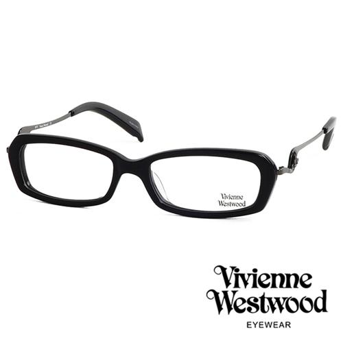 Vivienne Westwood 光學鏡框~不規則音符鏡腳復古框~英倫龐克跳耀土星平光鏡